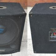 Skytec 15 collos subwoofer - 300 Watt