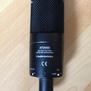 Audio-Technica AT2050 stúdiómikrofon