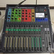 Soundcraft SiEx1+rack+Ipad 3