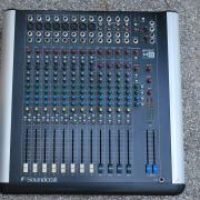 SOUNDCRAFT M8 keverő