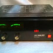 2db. HH Electronics V800 MOS-FET Power Amplifier